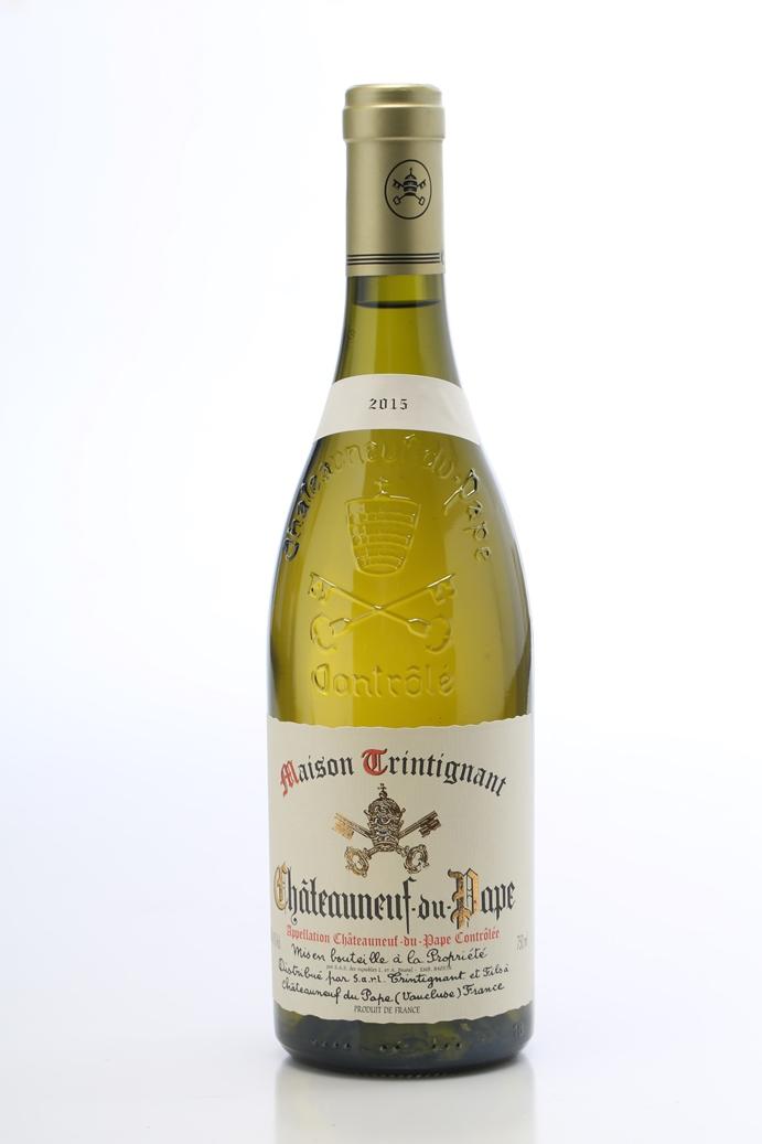 Maison Trintignant Chateau Neuf Du Pape Le Meilleur Vin Du Monde